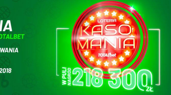 Loteria Totalbet. Do zdobycia ponad 200.000 PLN!