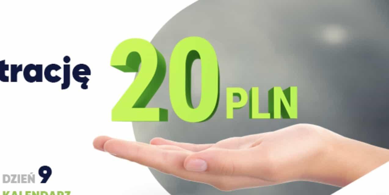 20 PLN bez wpłaty w Forbet!