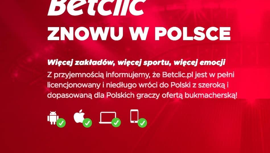 betclic polska strona www