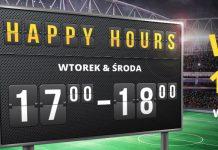 Happy Hours Fortuna. Wygrywaj więcej przed Ligą Mistrzów!