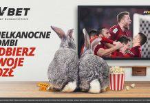 LV BET daje 20 PLN na Wielkanoc 2019!