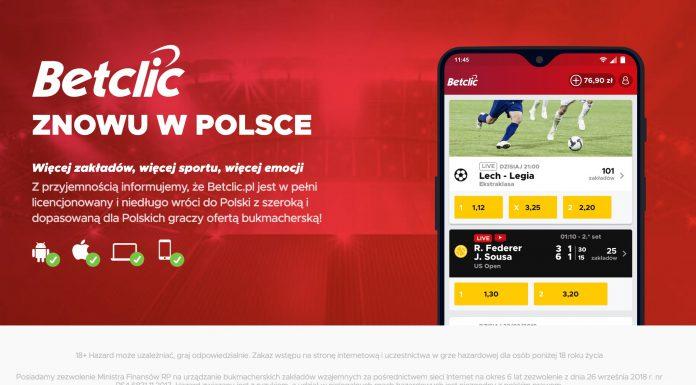 Bonus bez depozytu BetClic Polska. Co wiemy na ten temat?