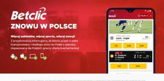 Start BetClic w Polsce 2019. Kiedy? [DATA]