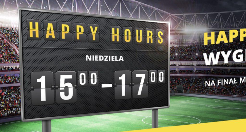 Jak zwiększyć wygrane o 14 procent? Skorzystaj z Happy Hours Fortuna!