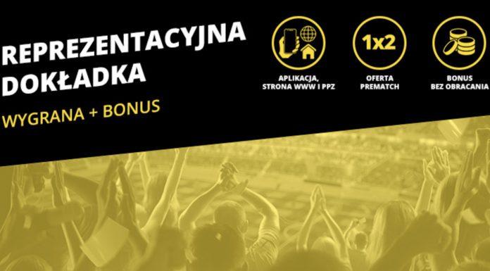 Ekstra bonusy w Fortunie na mecz Słowenia - Polska!